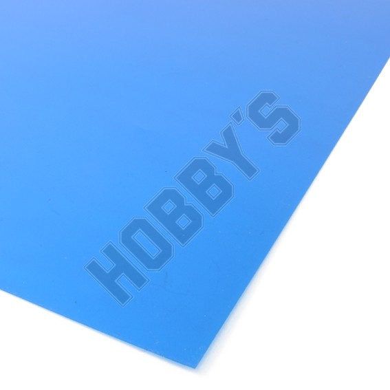 Translucent Coloured Sheet - Blue