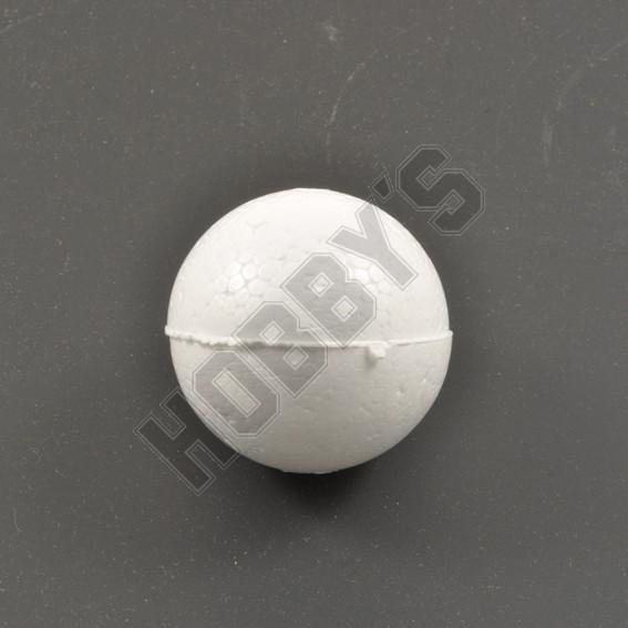 Polystyrene Balls 1 1/2 Inch