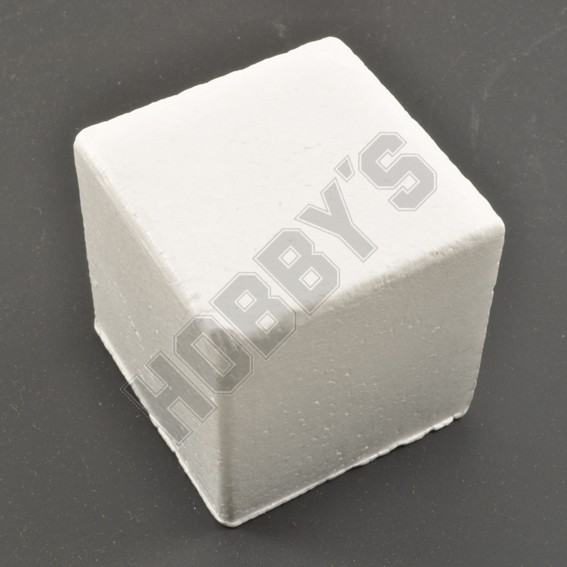 High Density Polystyrene Cubes  1 1/2""