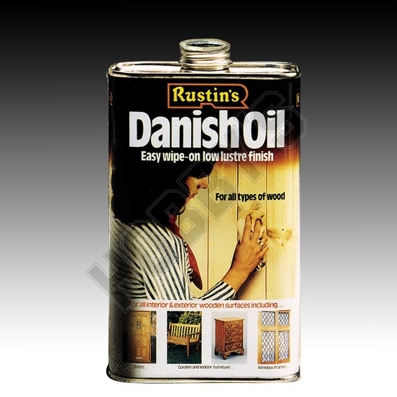 Danish Oil - Natural