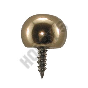 Brass Caddy Ball Feet