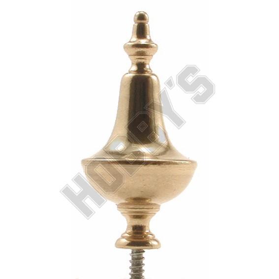 Brass Finial