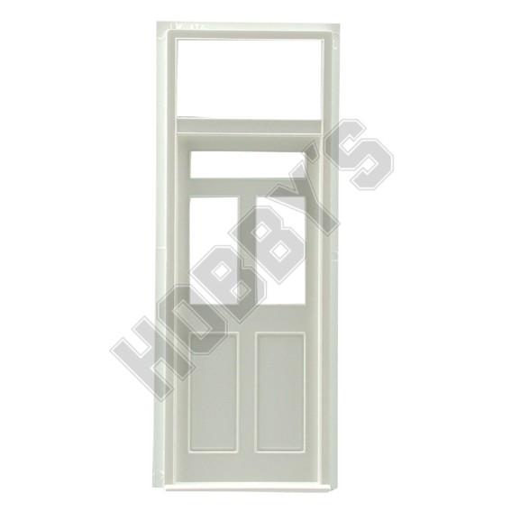 Victorian Front Door & Frame