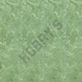 Ragged Wallpaper - Green