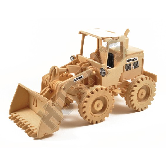 Tracked Digger - Flat Packed Kit