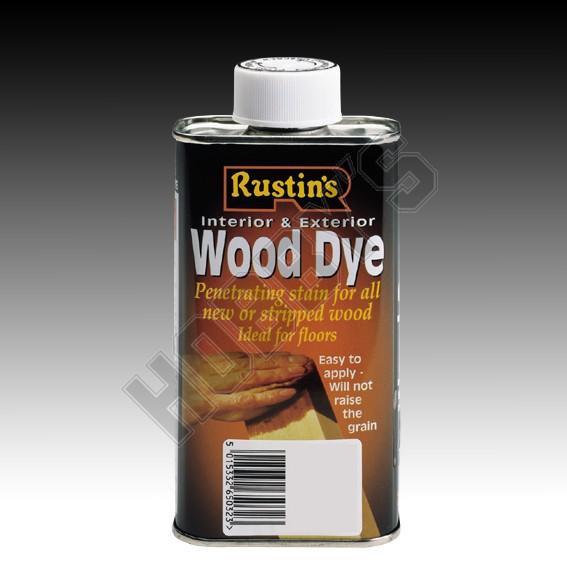 Wood Dye - Brown Mahogany
