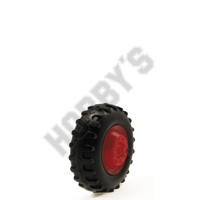 Plastic Wheels - Dia. 43mm