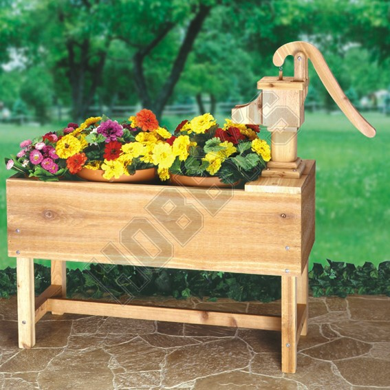 Pump Planter Design