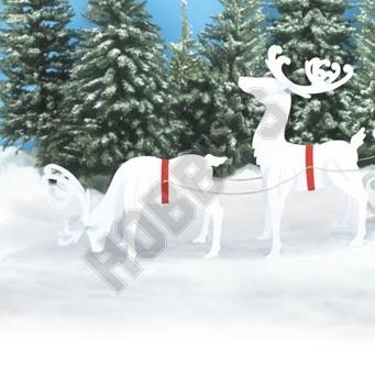 Elegant Reindeer Design