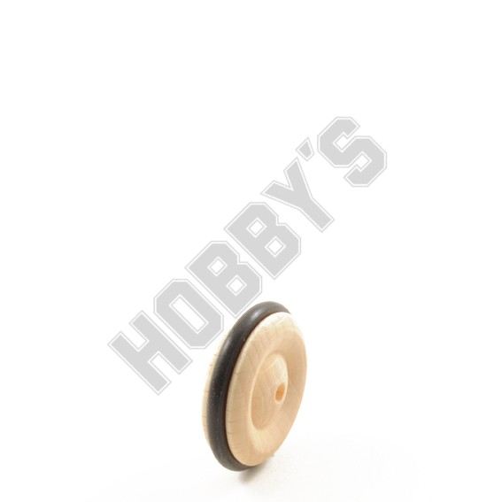 Wooden Toy Wheels