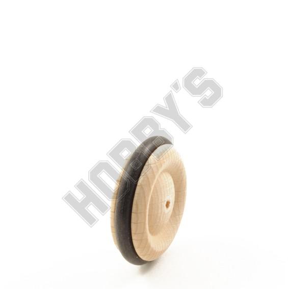 Wooden Toy Wheels