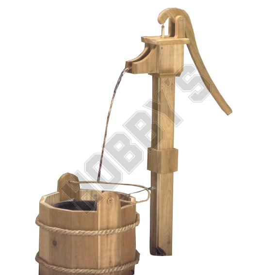 Old Pump & Wash Tub Design