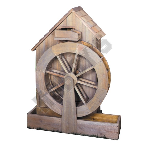 Old Grain Mill Design