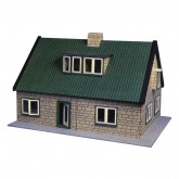 Plan - Chalet Dolls House