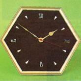 Modern Clock Plan (