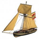 Atrevida Gunboat