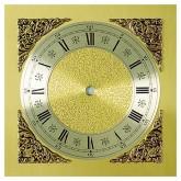 Silver Brass Dial