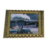 Picture Frame - Metal Miniature