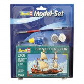 Spanish Galleon Model Set