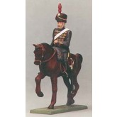 10th Royal Hussar on Walking HorsE