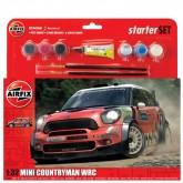 Airfix - Mini Countryman Wrc