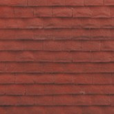 Red Tile Cladding