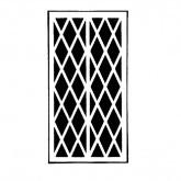 Lattice Window - 80mm x 80mm
