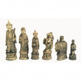 Chess Moulds Mandarin No1 Set