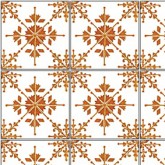 Tile Sheet - Brown/White