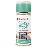 Glass Etch - Green