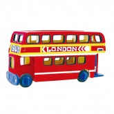 London Bus Wood Kit