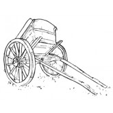 Surrey Dung Cart