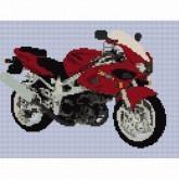 Suzuki Tl 1000S - Cross Stitch