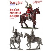Medieval English Mounted Knight