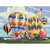 Painting By Numbers - Ballooning