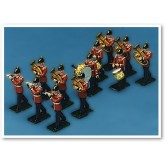 Traditional British Soldiers - Band Instruments No. 1