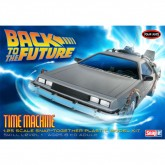 Back to the Future Time Machine kit