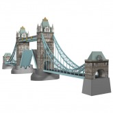 Tower Bridge, London Puzzle