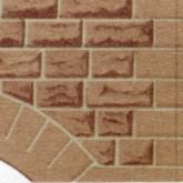 Red Sandstone Ashlar Paper
