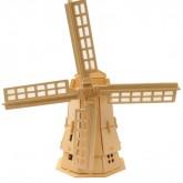 Windmill Woodcraft Contruction Kit