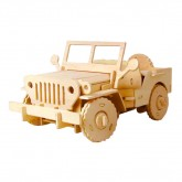 R/C Military Jeep