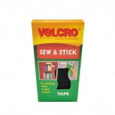 Velcro - Sew 'N' Stick - Black