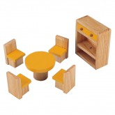 Wooden Dinning Room Set
