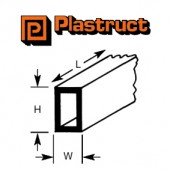 Plastruct - Rectangular Tubing