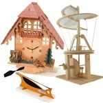 Wooden Craft Kits