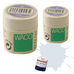 Acrylic 12 & 20ml Waco