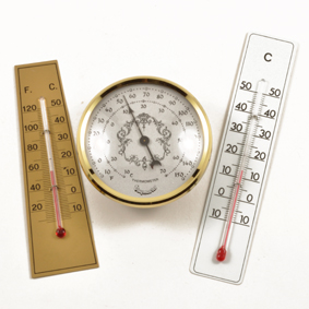 Barometers & Thermometers