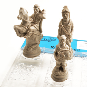 Chess Set Moulds