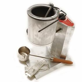 Melting Pots & Casting Items
