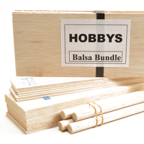 Balsa Packs
